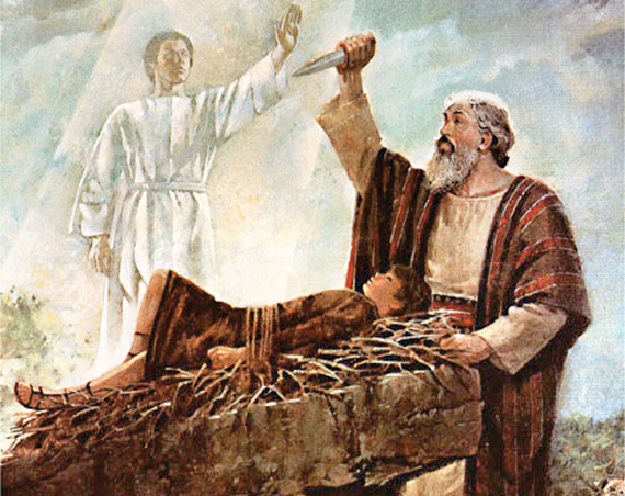 "Near-Sacrifice of Isaac – A ""Killer God"" Turns to be a Providing ..."